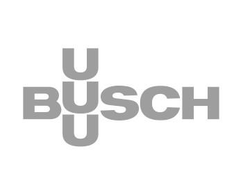 logo busch szare
