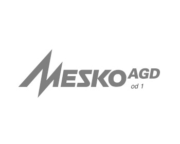 logo mesko szare